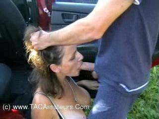 Car Blow Job