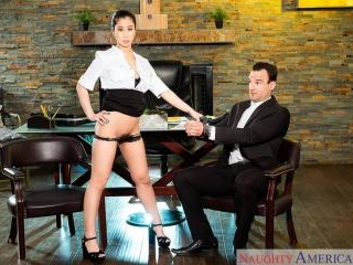 Naughty Office - Jade Kush & Alex Legend