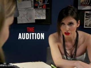 The Audition: Korra Del Rio Puts Young Model Bunny