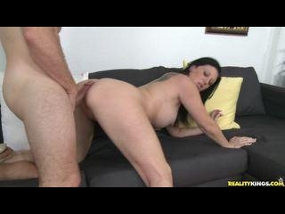 Licious gets her pussy rammed from behind as her j