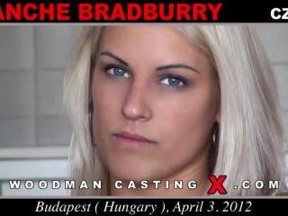 Blanche Bradburry casting