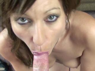 Mature slut Brandi Minx auditions for porn and goe