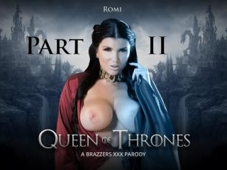 Queen Of Thrones: Part 2 (A XXX Parody)