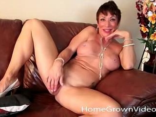 Sexy Annes First Time On Camera - Sexy Annes First