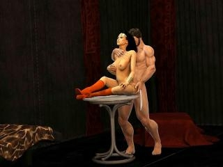 Wolverine And The Magic Woman - Crazy 3D anime xxx