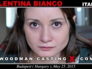 Valentina Bianco casting
