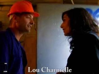 Porn video :   Lou Charmelle Leo Galvez