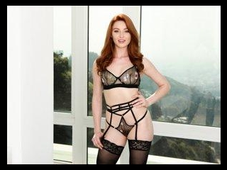 Lacy Lennon\'s First Blowbang