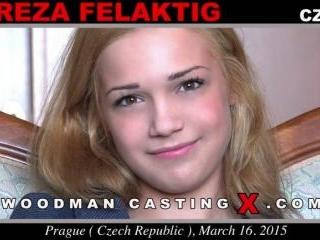 Tereza Felaktig casting
