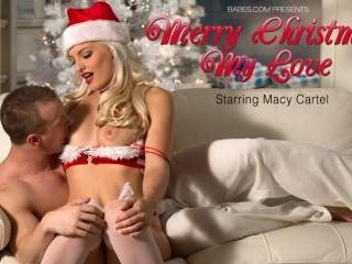 Macy Cartel in Merry Christmas, My Love