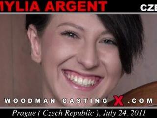 Emylia Argent casting