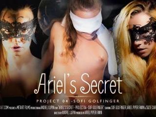 Ariel\'s Secret - Project 4 Sofi Golfinger