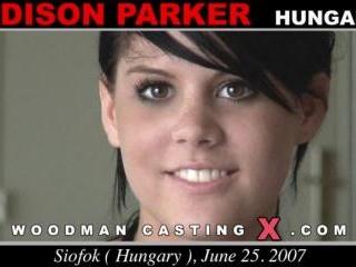 Madison Parker casting