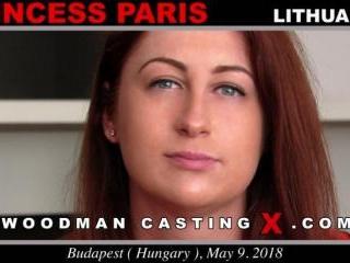 Princess Paris casting