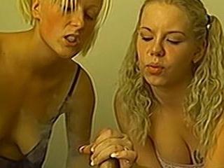Smoking BlowJob And HandJob - Smokin\', Baby!