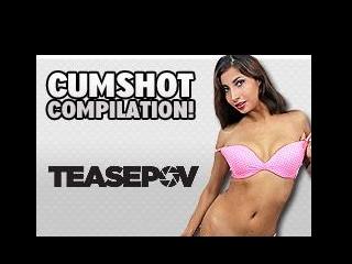 TeasePOV Cumshot Compilation