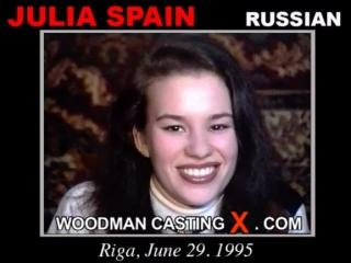 Julia Spain casting