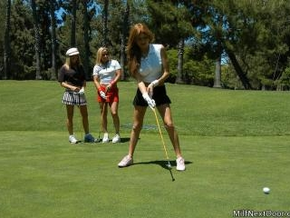 Golfing Milfs