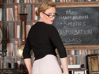 Masturbation Class