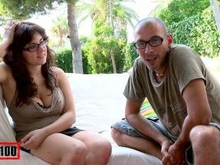 Video interview sexy with Ihintzz Navarro