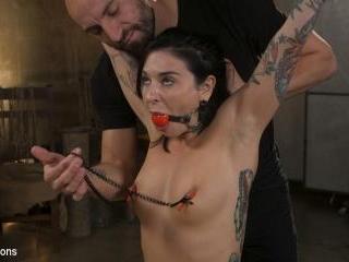 Joanna Angel Punished with Rope Bondage and Rough
