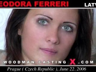 Theodora Ferreri casting