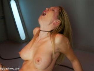 Orgasms So Big, They Call Her Rain
