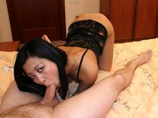 High Heels Sex for Brunette Babe
