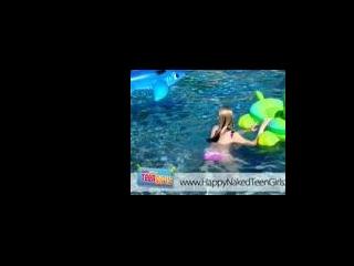 Amanda presents Happy Naked Swim 3