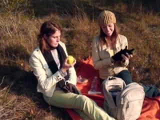 Kara Price and  Audrey Rose in