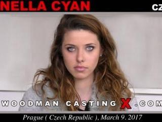 Ornella Cyan casting
