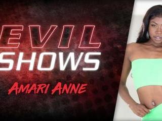 Evil Shows - Amari Anne