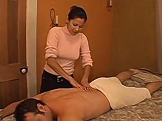 Bunny Gives Massage And Happy Ending - Bunny Gives