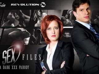 The Sex Files - A Dark XXX Parody - 1