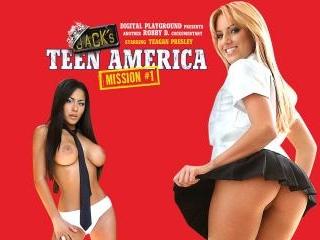 Jack\'s Teen America 01