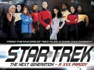 Star Trek: The Next Generation - A XXX Parody