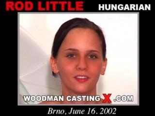 Rod Little casting