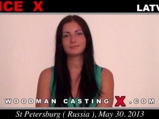 Alice X casting