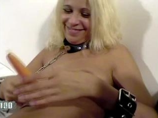 Nice little blonde Karina removing clothes