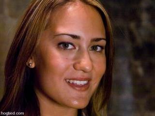 Welcome back California girl Trina Michaelswith he