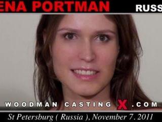 Liena Portman casting