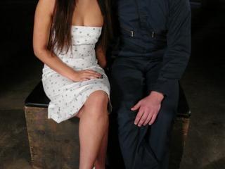 Dorian and Annie Cruz
