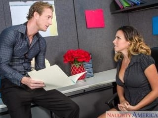 Naughty Office - Danica Dillon & Ryan Mclane