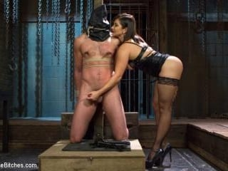 Oiled Ass Worship and Power Tools