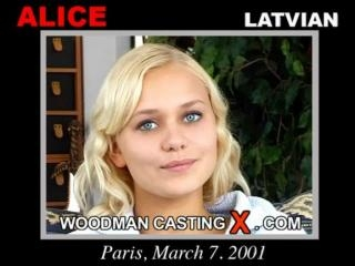 Alice casting