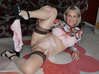 A Member Of My Site Shoots His Spunk Over Me