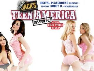 Jack\'s Teen America 23