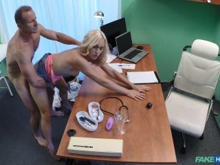 Patient Caught Playing with Pussy