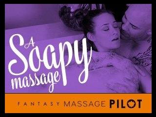 A Soapy Massage